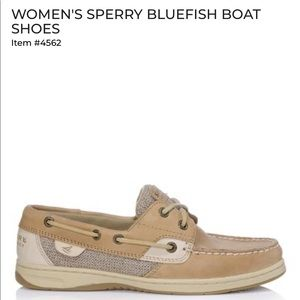 Sperry Bluefish Boat Shoes